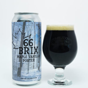 66 Brix Maple Porter