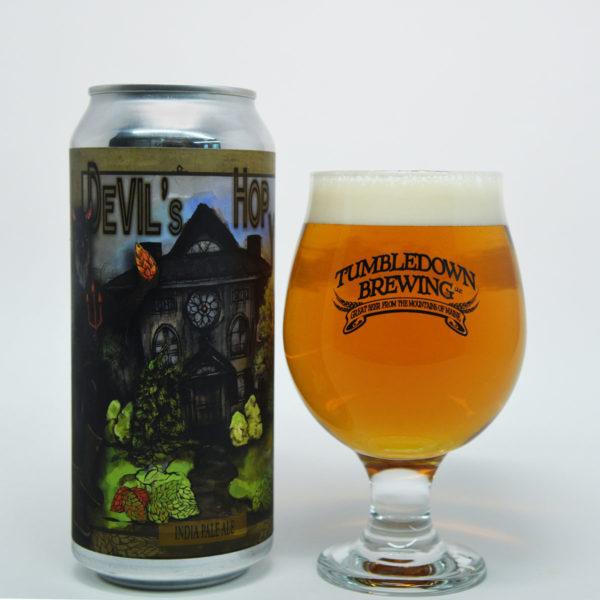 Devil's Hop Yard IPA